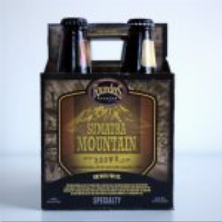 Coffee Beer: Sumatra Mountain Brown By Founders Brewing Co.