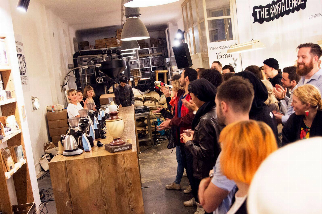 The Barista League Berlin: Winners to Travel to Costa Rica