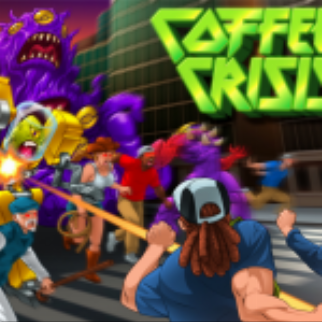 Baristas Save Pittsburgh In Retro Side-Scroller Coffee Crisis