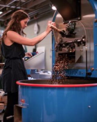 """Women in Coffee: Why It Matters That """"She's the Roaster"""""""