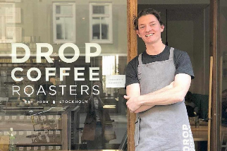 Barista Stories: Matt Winton of Drop Coffee, Stockholm