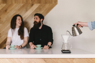 The coffee challenge for non-coffee specialists