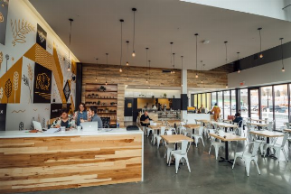 Hardy Coffee Improves Inside and Out with New Roastery, Bakery and Cafe in Omaha